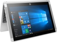 HP x2 210 G2 Detachable PC (ENERGY STAR) Atom - (4 GB/64 GB EMMC Storage/Windows 10 Pro) X9V20UT 2 in 1 Laptop(10.1 inch, Silver, With MS Office)