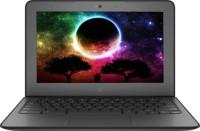 HP Chromebook 11 G6 EE Celeron Quad Core - (8 GB/64 GB EMMC Storage/Chrome) 3NU59UT Laptop(11.6 inch, Grey, 1.24 kg, With MS Office)