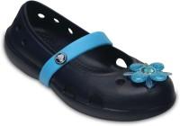 CROCS Girls Slip-on Flats(Blue)