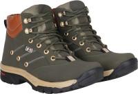 Kraasa Climber Boots For Men(Green)