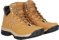 Kraasa Climber Boots For Men(Bronze)