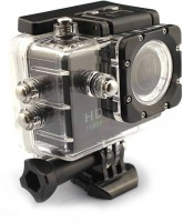OFFENDER ACTION CAMERA SPORTS ACTION CAMERA Sports and Action Camera(Black, 12 MP)