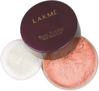 Lakme Rose Face Powder with Sunscreen Compact(01 soft pink)
