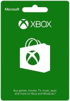 $50 Xbox Card for Xbox One, Xbox 360, PC