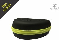 Tantra Back Cover for High Quality Protective Wireless Bluetooth Headphones(Black, Bluetooth Shutter, Plastic)