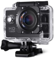 GENERIC ss004 1080p Sporty Action Camera Sports and Action Camera(Black, 12 MP)