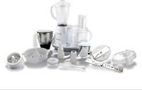 McCoy SUPER CHEF JR. - 11220010220 600 W Food Processor(Grey, White)