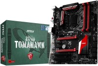 MSI Z170A Tomahawk Motherboard