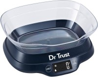 Dr Trust Usa Modern Electronic Digital Black Lcd Precision Kitchen Food Accurate Weight