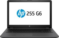 HP 255 G6 Notebook PC (ENERGY STAR) APU Dual Core A6 - (8 GB/256 GB SSD/Windows 10 Pro) 1LB17UT Laptop(15.6 inch, Black, 1.8 kg, With MS Office)   Laptop  (HP)