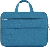 Shopizone 14 inch Sleeve/Slip Case(Blue)