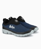 Lee Cooper LC3639 Walking Shoes For Men(Blue)