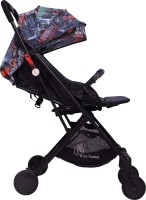 R for Rabbit Pocket Stroller Lite - The Most Portable Baby Stroller and Pram with No Installation Stroller(Multi, Grey)
