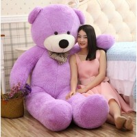 Buttercup Cute Sprinkles Purple 90 Cm 3 feet Huggable And Loveable For Someone Special  Teddy Bear  - 90 cm(Purple)