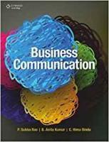 Business Communication(English, Paperback, Rao P. Subba)