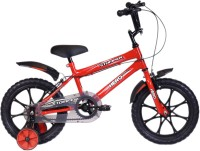 Hero Stomper 16 T Recreation Cycle(Single Speed, Red)