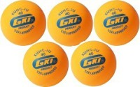 GKI 'Kung Fu' Table Tennis Ball(Pack of 1, Multicolor)