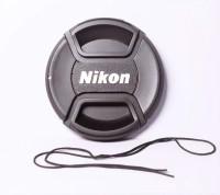 Nikon 55mm Replacement Front Lens Cap for Nikkor AF-P 18-55mm  Lens Cap(Black, 55)