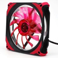 BBC 1*RING FAN RED LED 120MM Cooler(same as picture)
