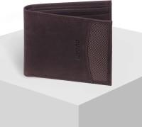 DUCATI Men Brown Genuine Leather Wallet(5 Card Slots)