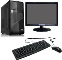 Zoonis Z Series Core i3 (4 GB DDR3/500 GB/Windows 10 Pro/1 GB/18.5 Inch Screen/(Core i5 65)(Black)
