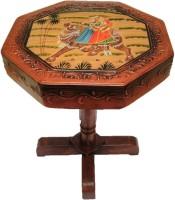 JaipurCrafts Royal Rajasthan Haritage Outdoor & Cafeteria Stool Outdoor & Cafeteria Stool(Multicolor)