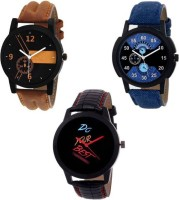 14 Feb Fashion Store Exclusive Combo Watch  - For Men