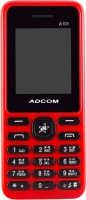 Adcom A101 Voice Changer Phone(Red)