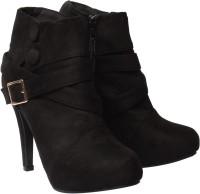 Klaur Melbourne Boots For Women(Black)
