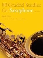 80 Graded Studies for Saxophone, Book One: (Alto/Tenor)(English, Paperback, John Davies, Paul Harris)