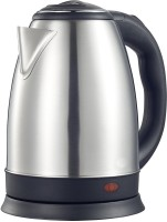HomeFast Stainless Steel Electric Automatic Kettle for Home & Office, 2.0 L Electric Kettle(2 L, Silver)