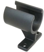 MX Microphone Holder Wall Mount For Microphones Mic Holder(Black)