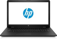 HP Notebook Core i5 7th Gen - (8 GB/1 TB HDD/Windows 10 Home) 2PE35UA Laptop(17.3 inch, Black, 2.39 kg)   Laptop  (HP)