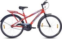 Hero Skyper 26T 26 T Mountain/Hardtail Cycle(Single Speed, Red)