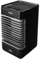 View Simxen 110-220v Mini Handy Cooler Evaporative Air Cooler Air Conditioner Cooler Personal Space Cooling Fan Room Air Cooler(Black, 10 Litres)  Price Online