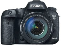 Canon Canon EOS 7D EOS 7D DSLR Camera (Kit with EF-S 18 - 135 mm IS STM)(Black)