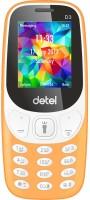 Detel D3(Orange)