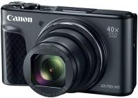 Canon Powershot SX730(20.3 MP, 40x Optical Zoom, 80X Digital Zoom, Black)