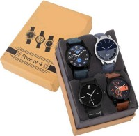 14 Feb Fashion Store multi color Watch  - For Men