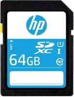 HP SX310 64 GB SDHC UHS Class 1 80 MB/s  Memory Card