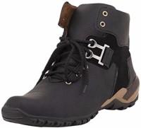T-Rock Vision Casual Shoes Boots For Men(Black)