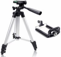 Syvo Premium Quality Tripod Stand 360 Degree Tripod, Tripod Kit(Black, Supports Up to 3000 g)