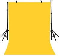 BOOSTY 8 x12 FT YELLOW LEKERA BACKDROP PHOTO LIGHT STUDIO PHOTOGRAPHY BACKGROUND Reflector