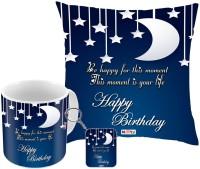 ME&YOU Cushion, Mug, Keychain Gift Set