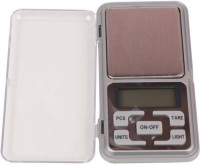 Klick N Shop Digital Pocket Scale 0.1G To 200G for Kitchen and Jewellery ZX1 Weighing Scale(Silver)