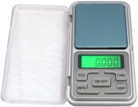 Klick N Shop Pocket Scale Weighing Weighing Scale(Silver)