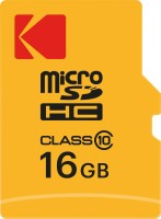 KODAK 16 GB SDHC Class 10 20 Mbps  Memory Card(With Adapter)