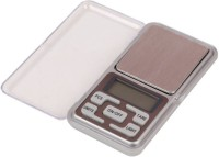 Klick N Shop Digital Pocket Scale 0.01G To 200G For Kitchen Weight Jewellery Weighing Weighing Scale(Silver)