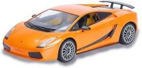 rastar 26300 Superleggera 1/24 RC Radio Controlled Car (Orange)(Orange)