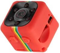 IHP MINI NIGHT VISION CAMERA MINI NIGHT VISION CAMERA SQ11 HD Camcorder Night Vision DVR 1080P Sports and Action Camera(Red, 12 MP)